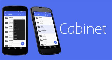cabinet design app for android cabinet un explorador de archivos minimalista y con