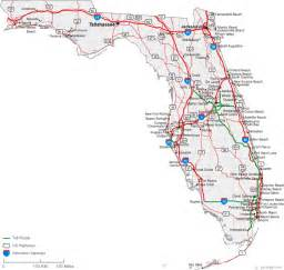 northern florida map with cities map of florida cities florida road map