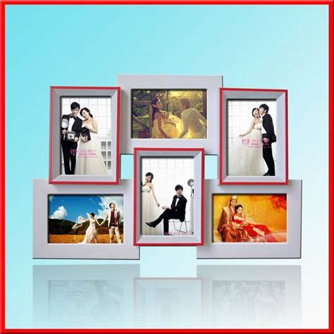 collage photo frames china white edge collage photo frames china photo