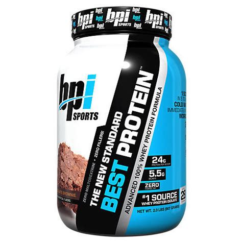 Bpi Protein bpi sports best protein 2 lb powder chocolate brownie ebay