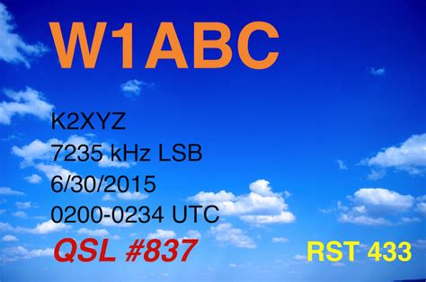 make your own qsl cards eqsl factory software to design your own eqsl cards