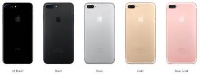 amazon black friday phones 2017 which color iphone 7 or iphone 7 plus should you buy