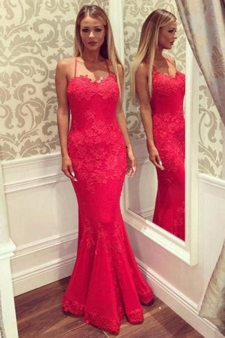 Wst 7760 One Sleeve Mermaid Maxi Dress custom made mermaid neckline floor length lace prom dresses lace formal dresses lace
