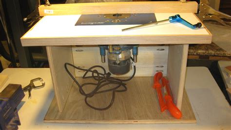how to build a router table image gallery homemade router table