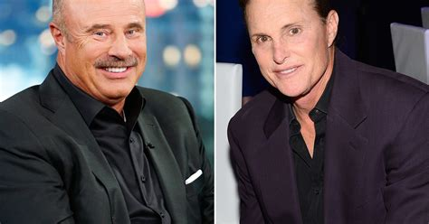 dr phil bruce jenner transitioning dr phil questions bruce jenner s transition quot he s kind