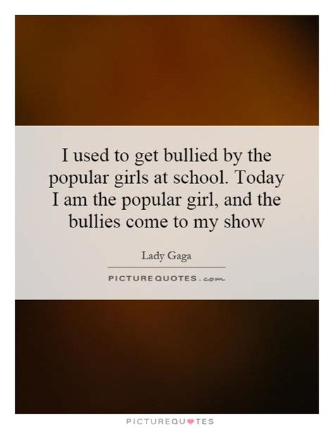 I Used To Be All - bullying quotes bullying sayings bullying picture quotes