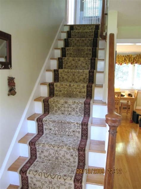 stair runner ideas stair runner carpet ideas madriverphilly