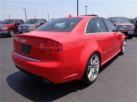 how it works cars 2007 audi rs4 navigation system double take miles or color 2007 audi rs4 german cars for sale blog