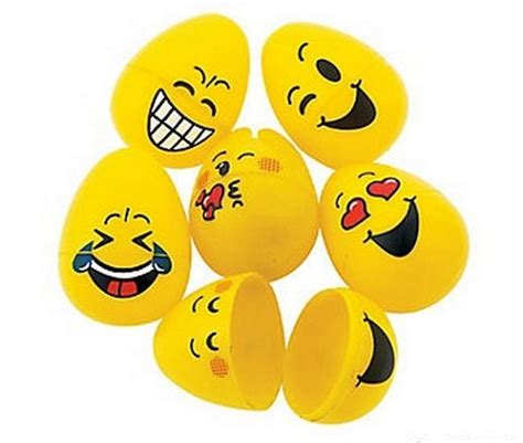 Sports Themed Bedroom Ideas emoji easter egg containers set of 6 smileys kids gift