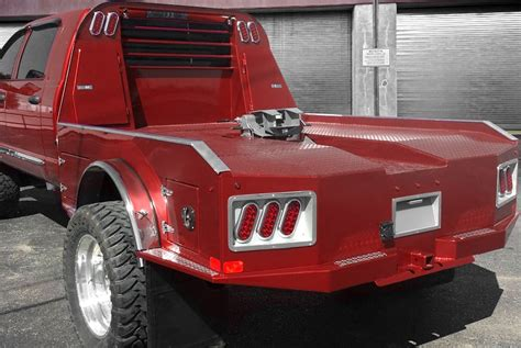 pickup bed pickup truck beds flatbeds aluminum diamond plate
