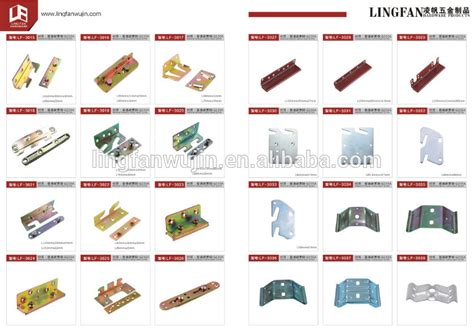 bed frame parts bed fittings bed frame hardware parts buy hinges and