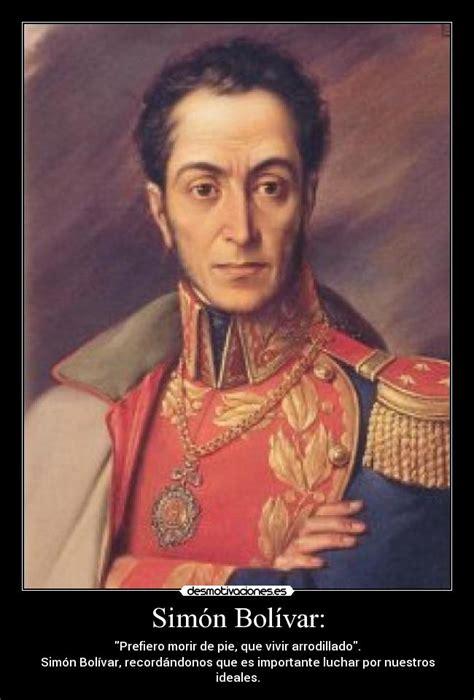 Simon Bolivar Biography In Spanish | simon bolivar quotes in spanish quotesgram