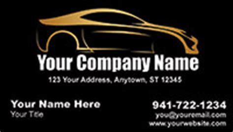 car sales business card template auto sale business cards used car dealers