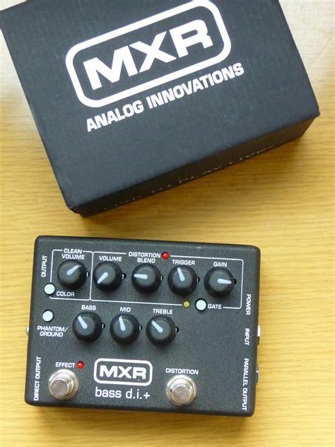 Mxr M80 Bass D I photo mxr m80 bass d i mxr m80 bass d i 83294