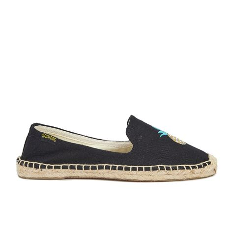 espadrille slippers soludos s espadrille slippers pineapple