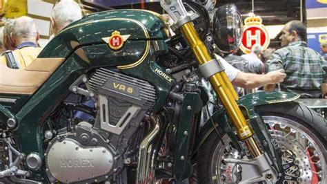 Motorradmesse Olpe by Horex Zeigt Heritage Varianten Seiner Modelle Auto