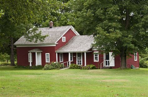 What Is A Colonial House the wilder homestead