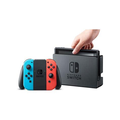 Nintendo Switch Neon consola nintendo switch neon microplay
