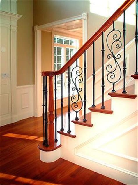 Wrought Iron Stair Parts The World S Catalog Of Ideas