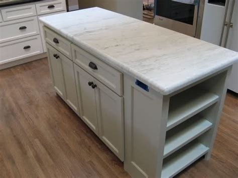 White Marble Kitchen Countertops by Marble Kitchen Counter Tops Are They Worth It Kris Allen Daily