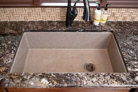 Composite Granite Kitchen Sinks Wonderful Granite Composite Sinks Decorating Ideas