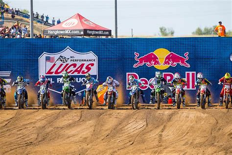 lucas ama motocross 2017 lucas pro motocross schedule released