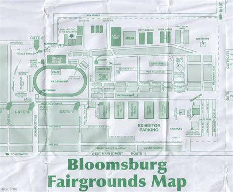 Bloomsburg Calendar Bloomsburg Fair Calendar Template 2016