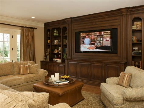 media walls living rooms media room decorating and design ideas with pictures hgtv