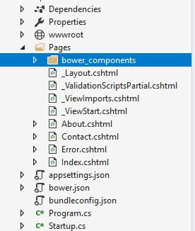 how does layout cshtml work polymer web component not working with asp net core 2 0