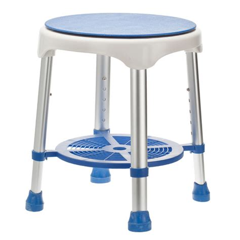 compact swivel stool shower stool shower seat easy