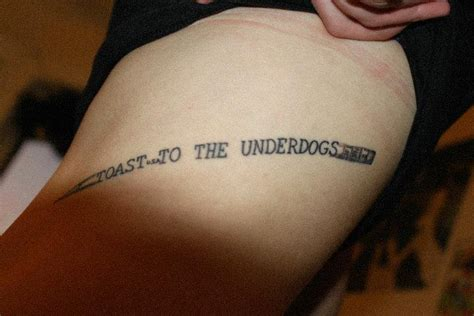underdog tattoo pictures underdog tattoo