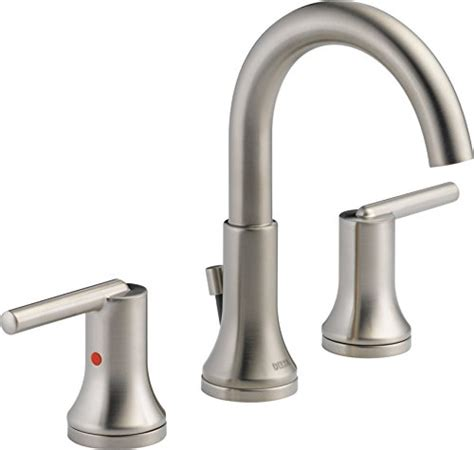 Delta Faucets Prices by Delta Trinsic Bathroom Faucet Stainless