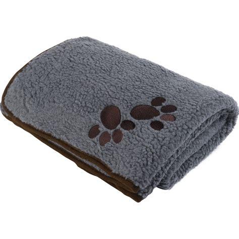 blanket comforter warm cosy dog puppy comforter blanket soft sherpa fleece