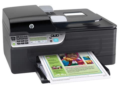 Printer Hp Officejet 4500 N by Hp Officejet 4500 Wireless All In One Printer G510n Hp