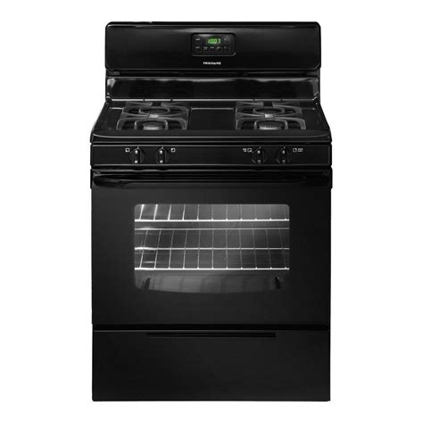 frigidaire 30 in 4 2 cu ft gas range in black shop