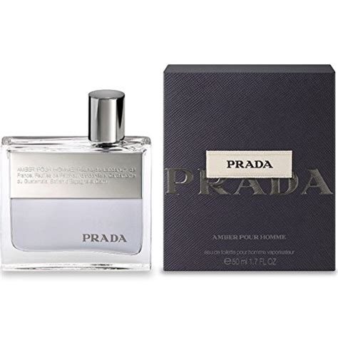 prada amber pour homme by prada for men amazoncom amazon com prada amber pour homme by prada for men 3 4