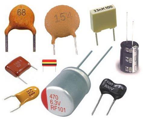 kapasitor polyester adalah komponen pasif dan aktif rangkaian elektro