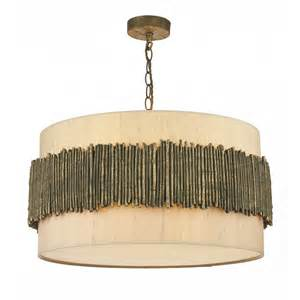 Rustic Ceiling Lights Rustic Wooden Look Ceiling Pendant Made Great For Cottages