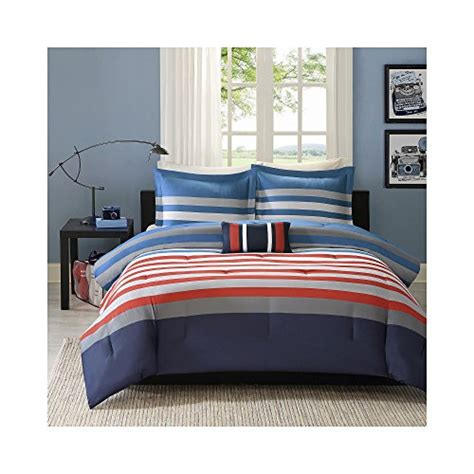 Mizone Pipeline 4 Boy Comforter Set Boy Bedrooms Pinterest Boys For Mizone Kyle 4 Comforter Set Blue Bedroom Duvets