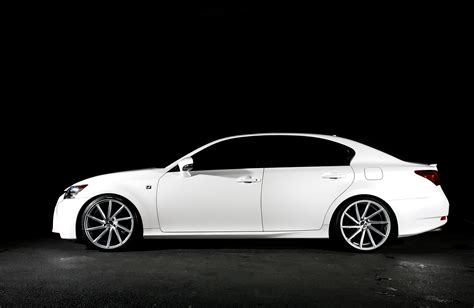 lexus gs350 f sport lowered customized lexus gs350 f sport exclusive motoring