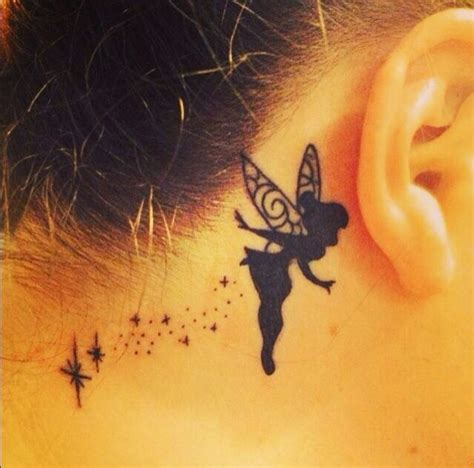 tinkerbell tattoo pinterest tinkerbell tattoo ink pinterest