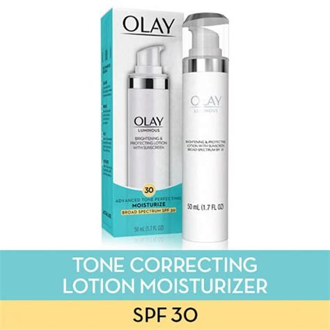 Suncare Brightening Forte With Spf 45 olay luminous brightening protecting lotion with