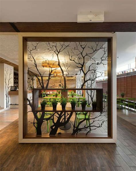 wooden partition wall the 25 best wood partition ideas on pinterest divider