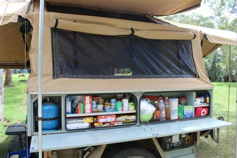 cer trailer kitchen ideas 13 best images about cing trailer on runners cs and track