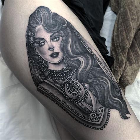 tattooed heart jessica flo nuttall on instagram indian bride