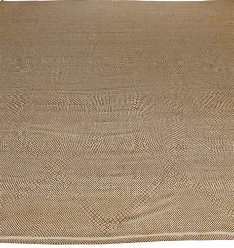 Oversized Modern Flat Weave Moroccan Rug N10871 By Doris Modern Flat Weave Rugs