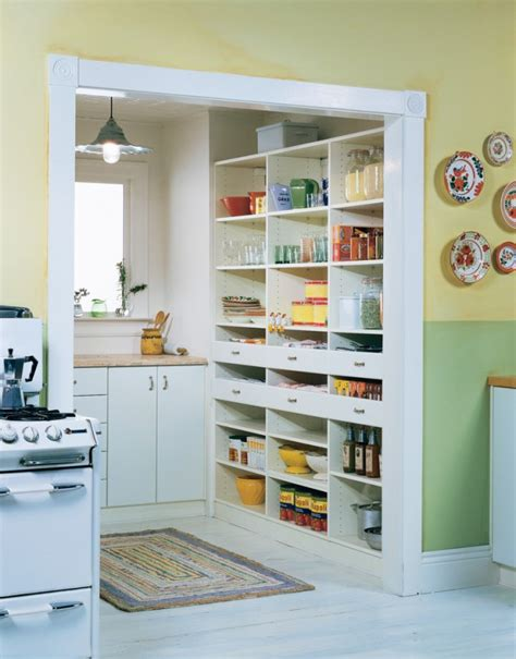 15 Handy Kitchen Pantry Designs With A Lot Of Storage Room Kitchen Storage Design