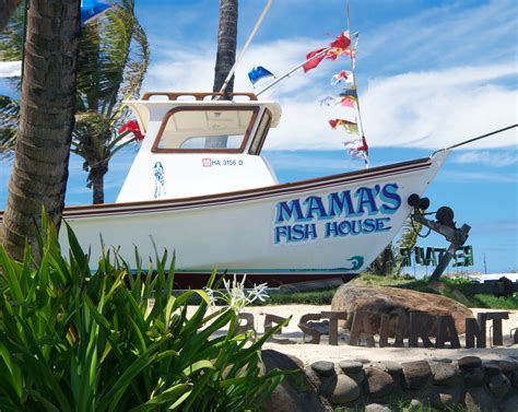 mama fish house maui eats mama s fish house from cali with love