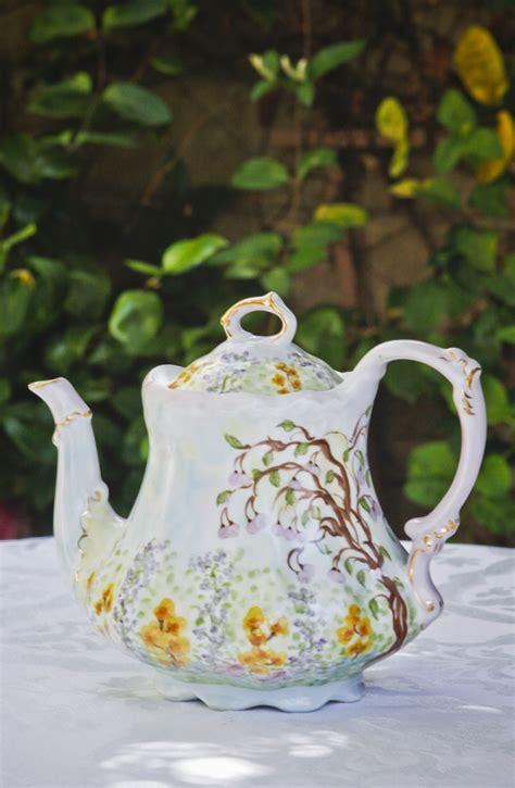 teapot garden tea pot with whimsical garden design lissi kaplan