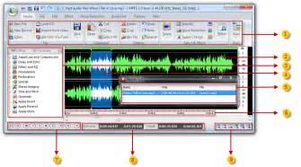 tutorial html audio free audio editor audio editing tutorials the free